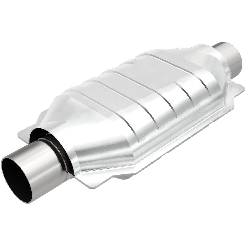 Non CARB Compliant MagnaFlow 93506 Universal Catalytic Converter