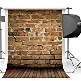 NYMB 10x10ft Poly Fabric Backdrop CP Photography Prop Photo Studio Background Customized The old brick wall A