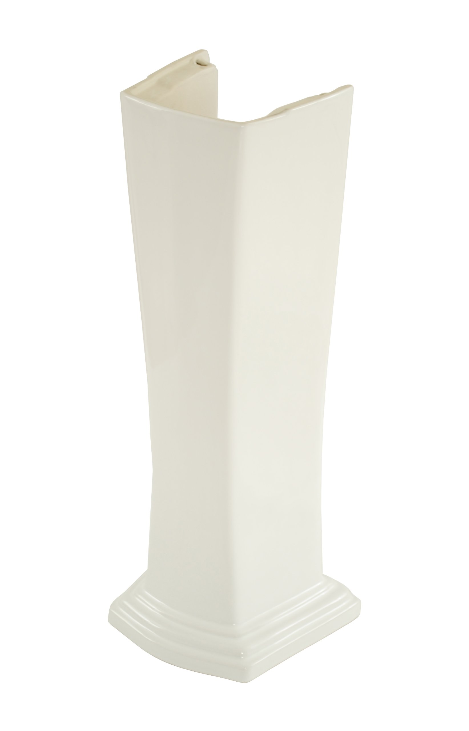 TOTO PT780#01 Clayton Pedestal Foot, Cotton White by TOTO