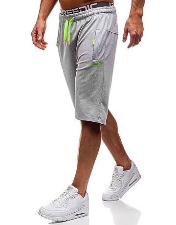 5b31749ec9 BOLF Pantalons de sport – Jogging pantalons – P L FASHION 120A – Homme