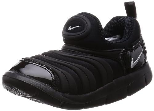 Nike Dynamo Free (TD) Black 343938-004 (7C 13CM)  Amazon.ca  Shoes ... c90d0c7d9c