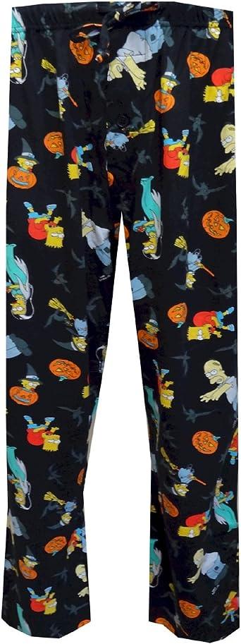 Chandal Para Hombre Simpsons Para Hombre Simpsons De Pijama Fundido Pantalones De Running Para Amazon Es Ropa Y Accesorios