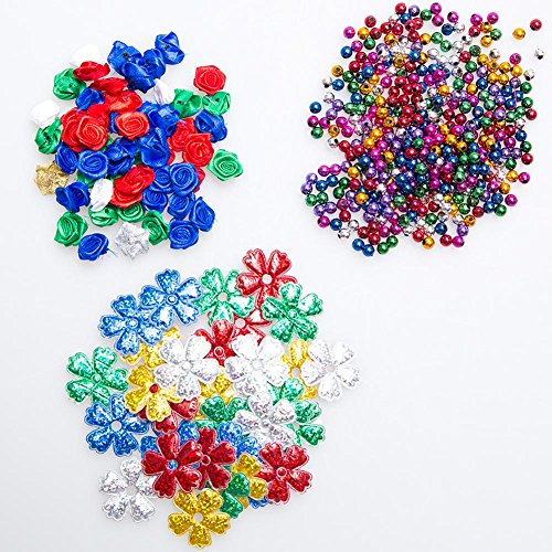 Holiday Chrismas Confetti Assortment - Case of 112