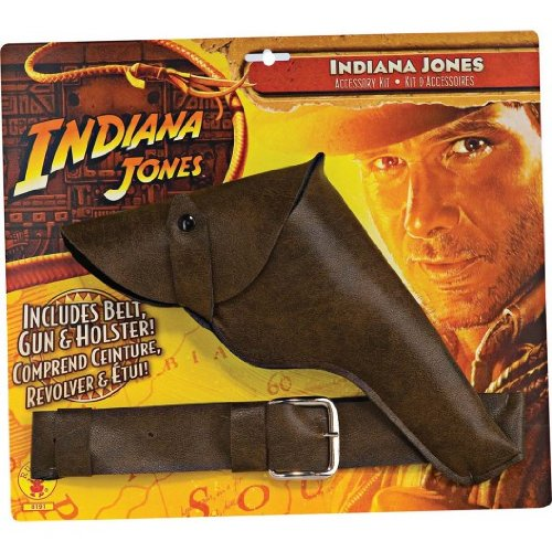 Indiana Jones Accessory Kit Costume -