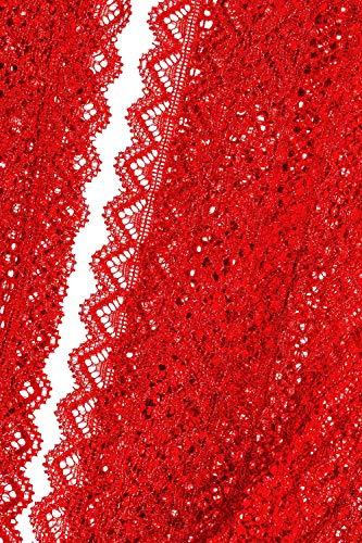 Mujer De Rojo Conjunto Lenceria Admas 5wtIqpxFd