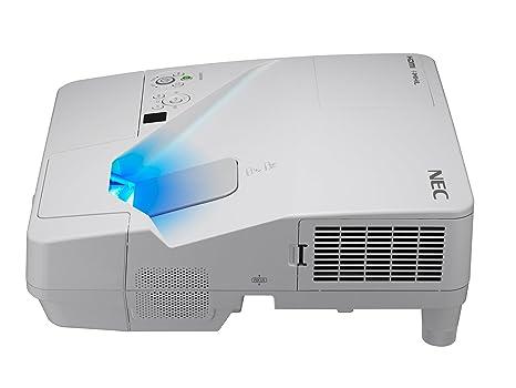 NEC UM351W Video - Proyector (3500 lúmenes ANSI, 3LCD, WXGA ...