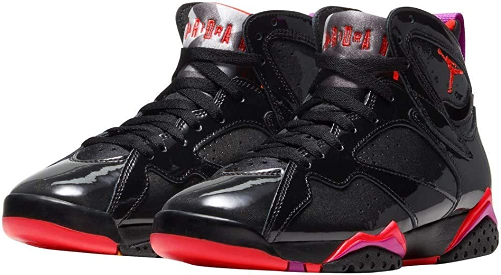 Mujer Air Jordan 7 Retro 'Black Gloss'