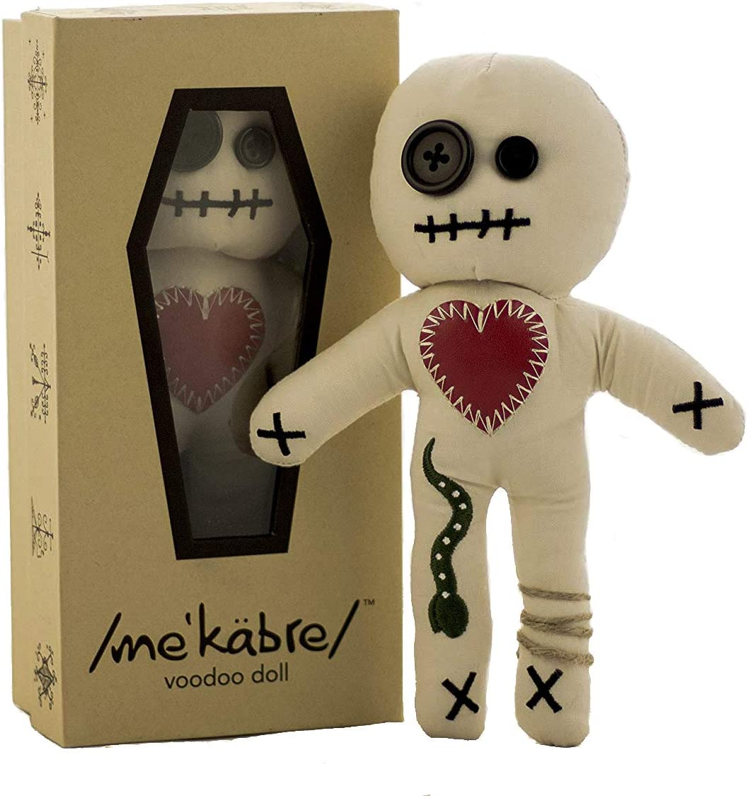 Mekabre Loa Voodoo Doll - Complete Kit