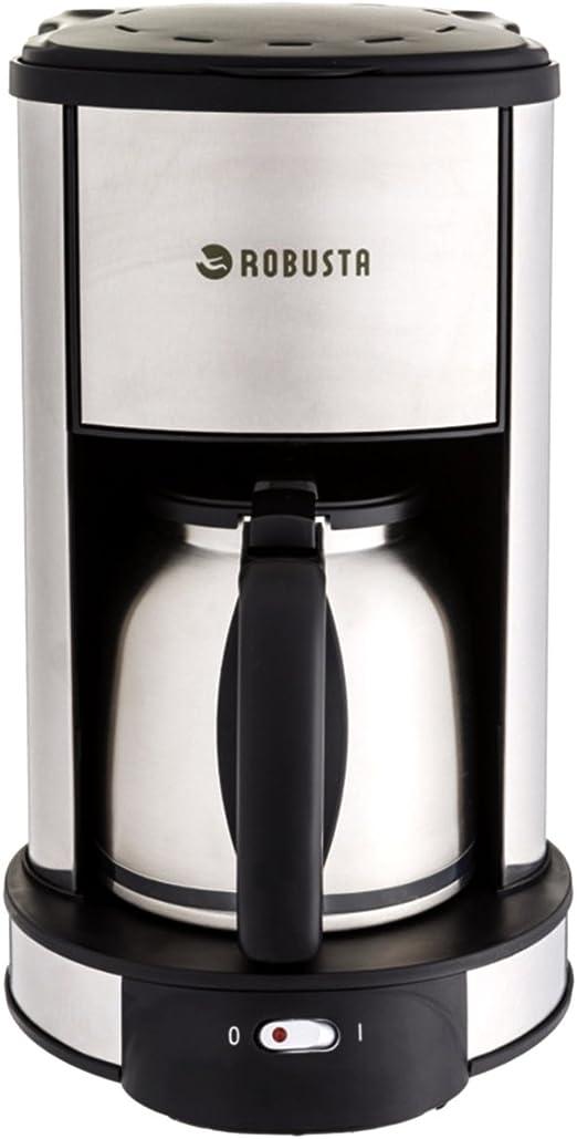 Robusta Maxi Coffee - Cafetera de gran capacidad 1,5 l: Amazon.es ...