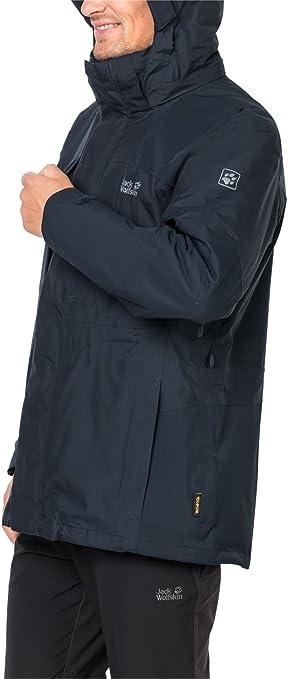 Jack Wolfskin Ben Nevis 3-in-1 Funktionsjacke Outdoorjacke Trekking Jacket NEU