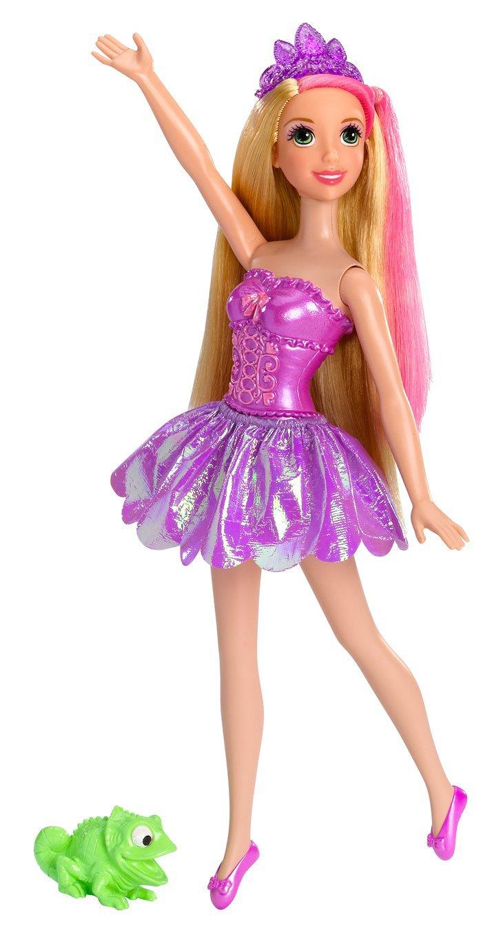 Amazon Disney Princess Bath Magic Rapunzel Doll Toys Games