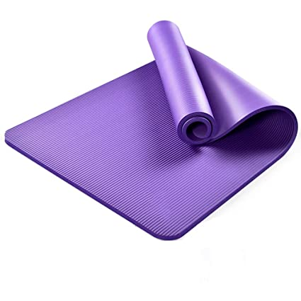 Amazon.com : XRLK Yoga Mat All-Purpose 10mm Extra Thick High ...