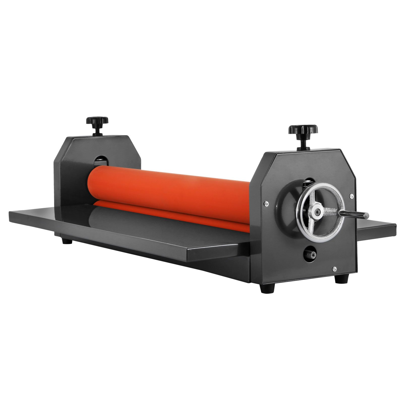 VEVOR 51'' Cold Laminator Machine 10mm Manual Vinyl Photo Film Cold laminator Hand Crank Pressure Cold Roll laminator(51'') by VEVOR (Image #2)