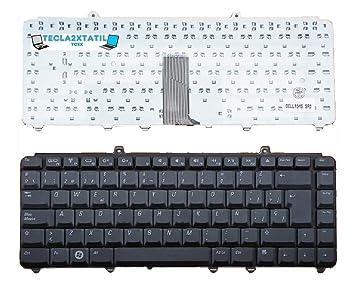 Teclado para DELL Inspiron 1545 ESPAÑOL Nuevo Negro SP Keyboard New Black: Amazon.es: Electrónica
