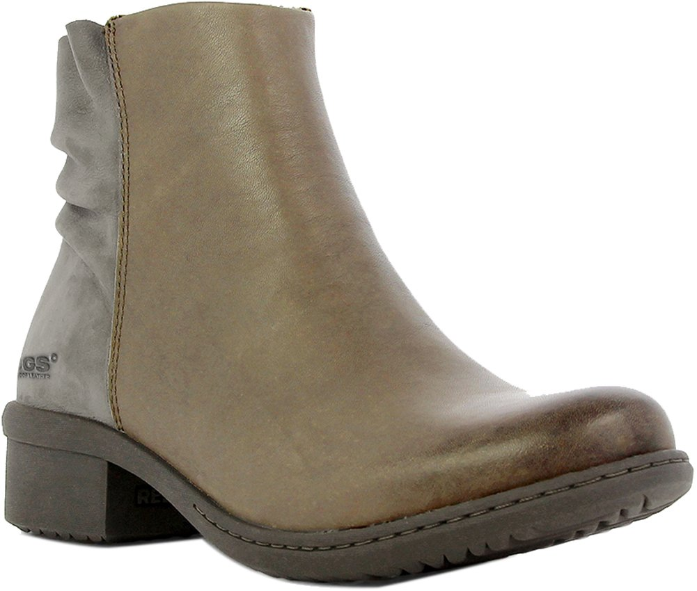 Bogs Women's Carly Low Boot Taupe Size 8.5 B(M) US