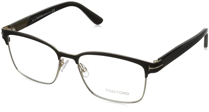 2600ba6fef Amazon.com  TOM FORD Eyeglasses FT5323 002 Matte Black  Sports ...