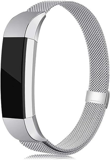 Amazon.com: LNOOIU - Pulseras compatibles con Fitbit Alta ...