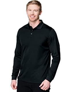 ouxiuli Mens T-Shirt Leisure Buttons Print Slim Short Sleeve Polo Shirt