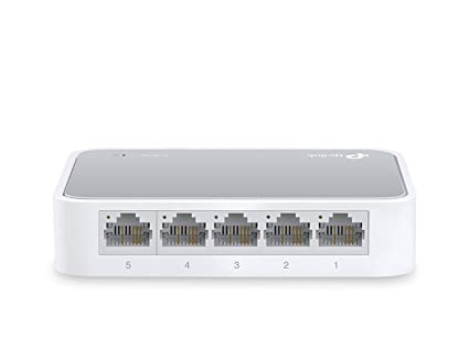 amazon com tp link 5 port fast ethernet switch desktop ethernet rh amazon com