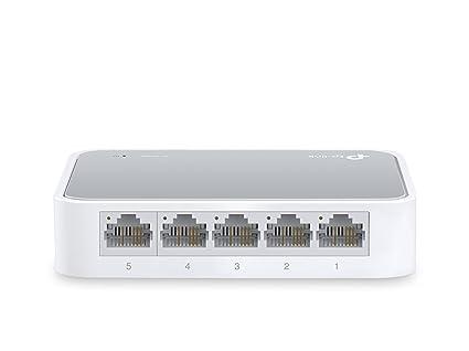amazon com tp link 5 port fast ethernet switch desktop ethernet