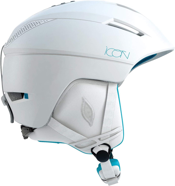 サロモン(SALOMON) スキー スノーボード ヘルメット レディース ICON² MIPS S~Mサイズ L40538800  Medium