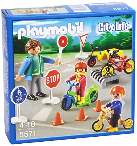ith Crossing Guard Set (Playmobil Guard)