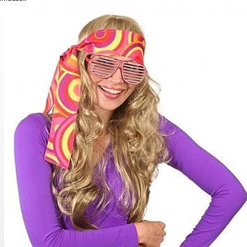 70er Cinta para el Pelo de Flores Hippie años Diadema 60er años de ...