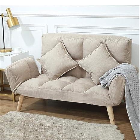 K-Y Sofá Sofá Cama Sofá Lounger Lounge Sleep Sofá pequeño ...