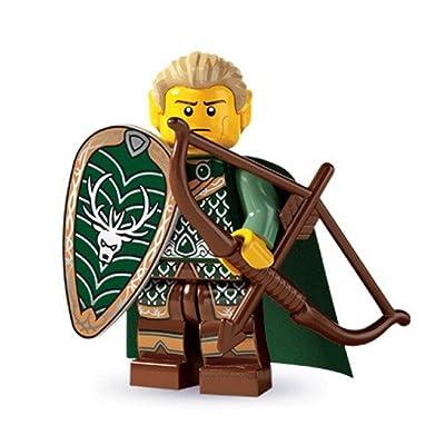 LEGO - Minifigures Series 3 - ELF: Toys & Games
