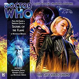 Doctor Who - Sisters of the Flame Audiobook