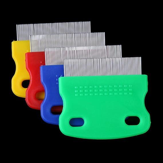 Enlever le peigne à Puces Peigne poux peigne anti poux peigne electrique  Peigne en métal Peigne de toilettage ArgentéPeigne pour Chien Peigne Chien  en Acier ... 14051961649b
