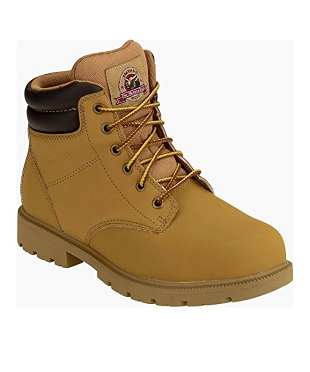 Amazon com | Brahma Caraway Women's Steel Toe 6 Inch Work