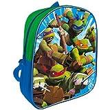 Tortugas ninja Mochila escolar 3D infantil, bolso de escuela ...