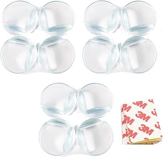 Malloom®12 paquetes bebé seguridad Cojines protector para mesa ...