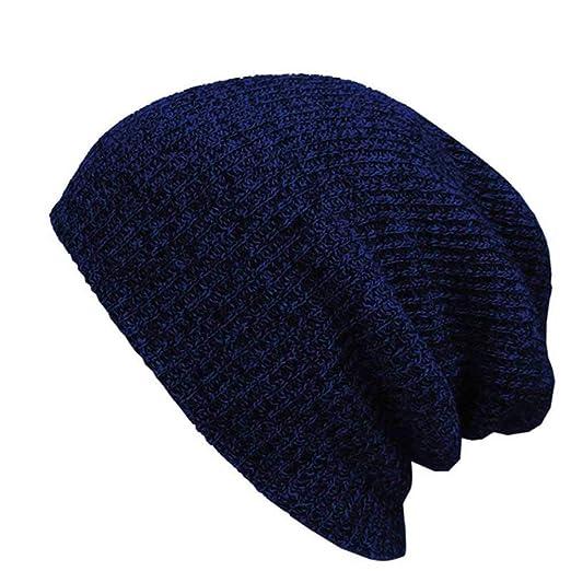 MCSZG Gorros Sombrero de Invierno de Punto Gorras Calaveras ...
