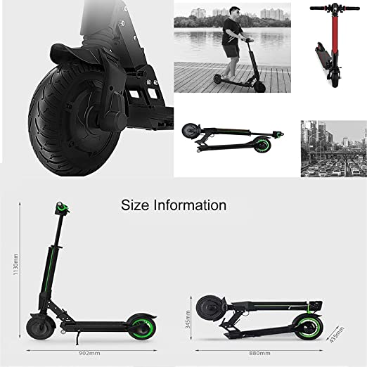 Amazon.com: KASIQIWA High Speed Electric Scooter ...