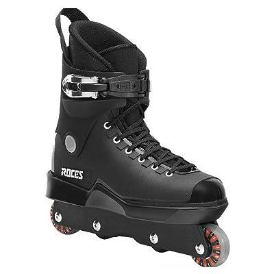 Roces Mens M12 UFS Aggressive Street Italian Inline Skates Black 101183 00001-6 : Sports & Outdoors