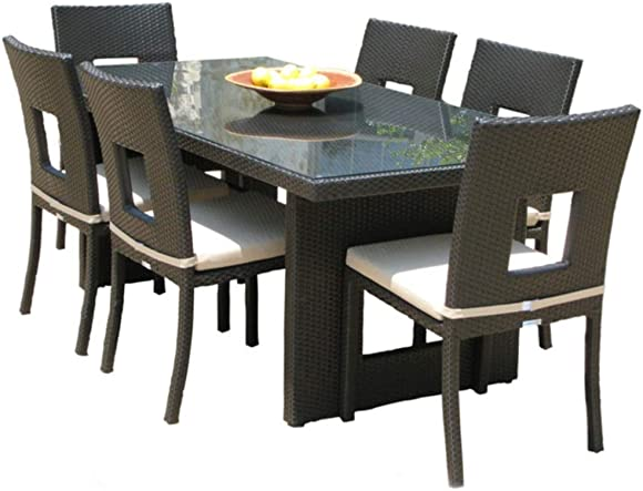 MangoHome Nicole 6-Piece Dining Set