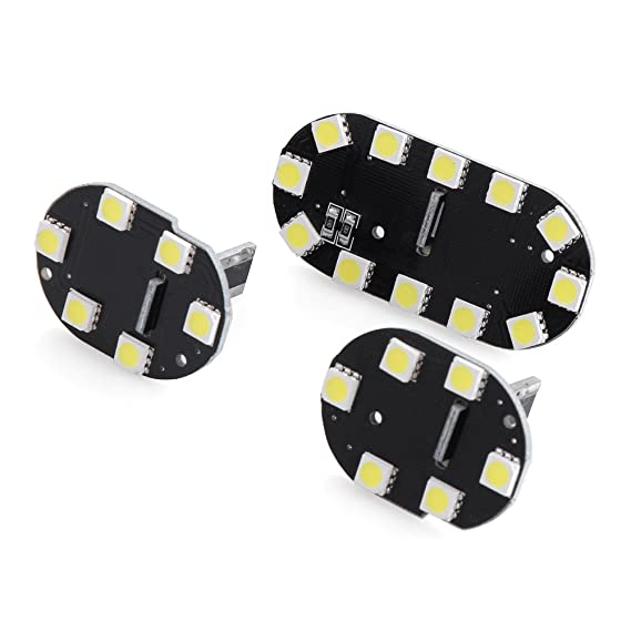 Auto Super claro bombilla LED Interior Cúpula y tarjeta ...