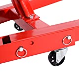 2 TON Red Color 4000 lb Engine Motor Hoist Cherry
