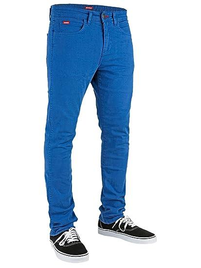 Superslick Tight Color Pant Slim Jeans Ocean Blue,