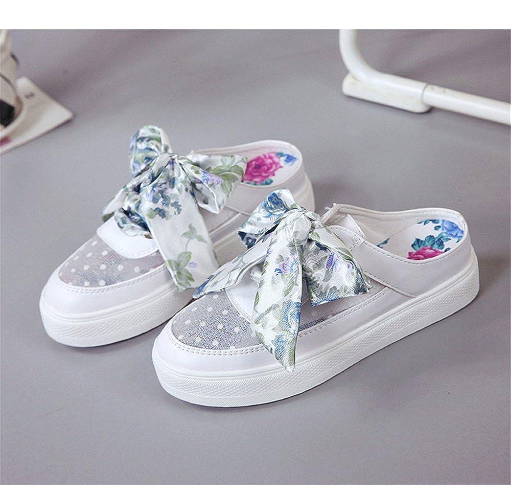 8e365e18b1f9e Spring Breathable Sandals Slippers Large Size Baotou Leisure Non-Slip  Pregnancy Shoes Half Drag Mother Nurse ...