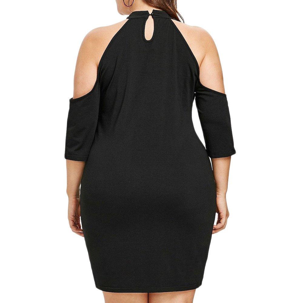 15960d1f2dac6 Amazon.com  BEAUTYVAN Plus Size Dresses