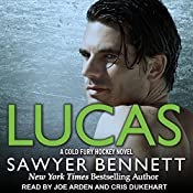 Lucas: Cold Fury Hockey Series, Book 8 | Sawyer Bennett