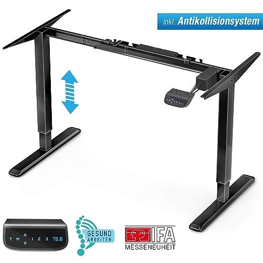 Deskfit DF300 - Escritorio ergonómico con altura ajustable ...