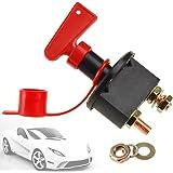 Car Battery Isolator Cut Off Switch 24v 12v Max 500A