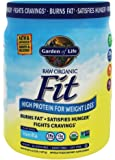 Garden of Life RAW Fit High Protein for Weight Loss, Vanilla 14.8 oz (420 grm) Pack of 1