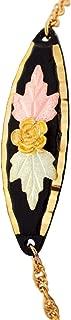 product image for Black Hills Gold Black Powder Rose Bracelet