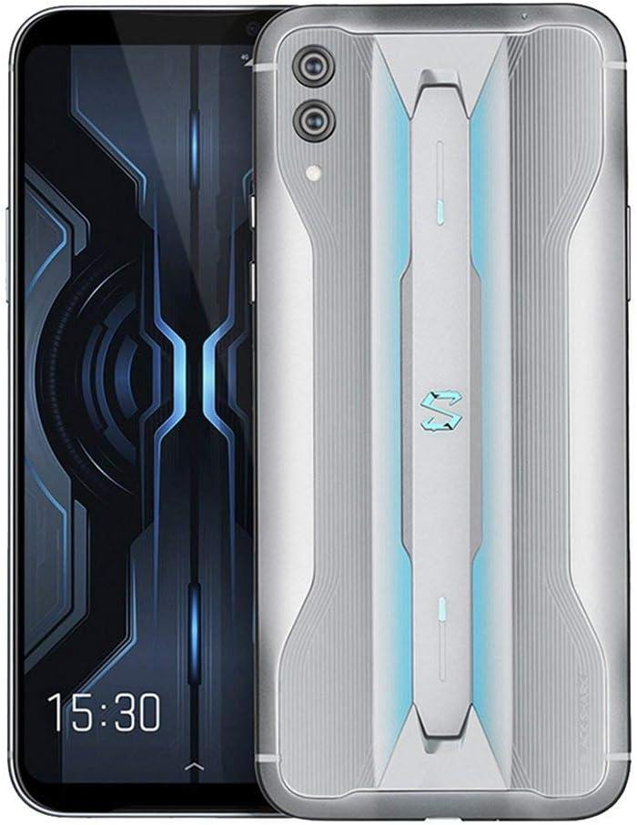 Black Shark 2 Pro 12GB + 256GB Gris - Dual SIM, 6.39 Inch AMOLED, Snapdragon 855 Plus, Adreno 640 GPU, Liquid Cooling 3.0, Dual Cámara Trasera 48MP + 12MP, Teléfono de Juego - Versión Española