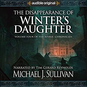 The Disappearance of Winter's Daughter Audiobook
